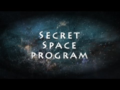 Michael Salla and The Secret Space Program
