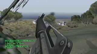 Operation Flashpoint - Malden harbor - Battle - music - hardest difficulty