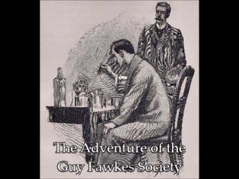 The New Adventures of Sherlock Holmes: The Adventure of the Guy Fawkes Society