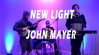 New Light (john Mayer Cover)   Threesound