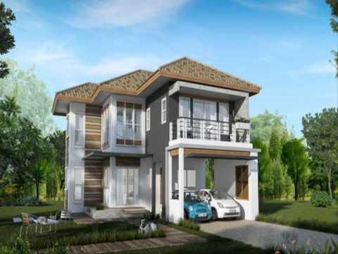 บ้านทรงไทยชั้นเดียว ขายรถบ้านราคาถูก