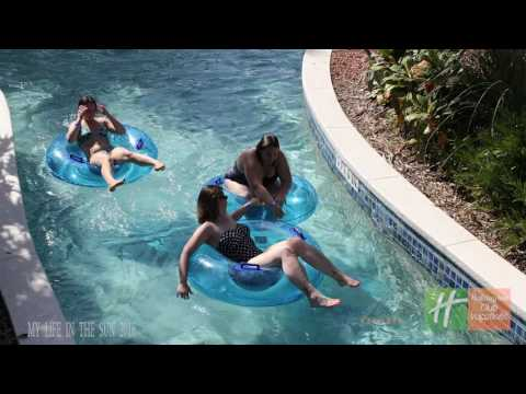 A Tour Of The Holiday Inn Club Vacations Orange Lake Resort In Orlando, Florida