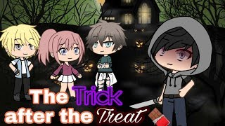 The Trick after The Treat || Special Halloween GLMM ||