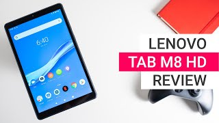 Lenovo Tab M8 HD Review: Crazy Long Battery Life