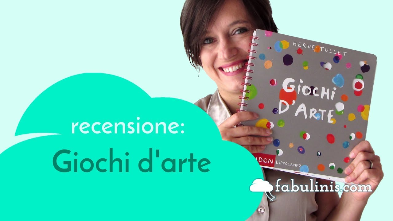 Top Giochi d'arte 🎨 libri per bambini illustrati - YouTube VH18
