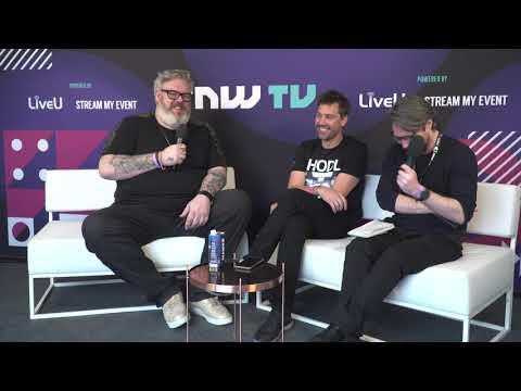 Game of Thrones' Kristian Nairn on the true identity of Satoshi Nakamoto | TNW TV at #TNW2019