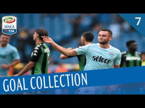 GOAL COLLECTION - Giornata 7 - Serie A TIM 2017/18