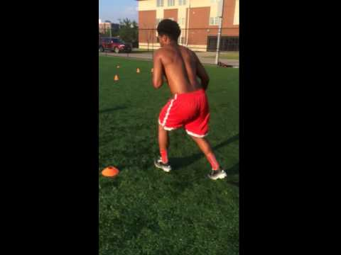 Ray Coleman Ladder Drills Pt. 2