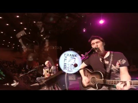 Working Man- Frank Palangi at Candlebox acoustic show The Egg