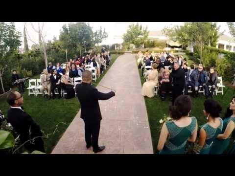 Liana & Erick's Wedding Trailer- Carmel Mountain Country Club- San Diego