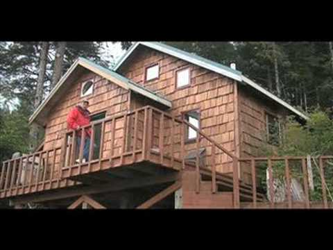 sale cabins log alaska watch hqdefault youtube for in