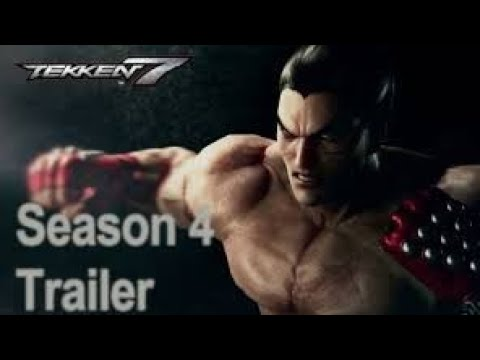 Tekken 7 Season 4 Teaser Trailer Ps4 Youtube