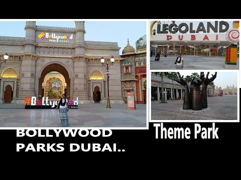 My Dubai Diary Part-1/Bollywood Parks Dubai/Dubai Parks and Resorts/Theme Parks Dubai/EP-171