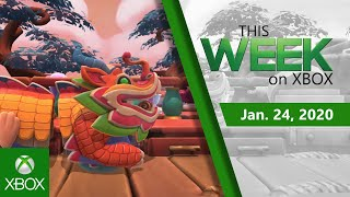 Two Lunar New Year Events and One Ridiculous Dev Diary | This Week on Xbox