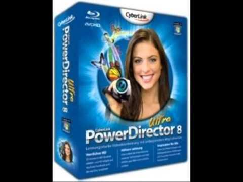 CyberLink PowerDirector 8 - Keygen ! (2012)
