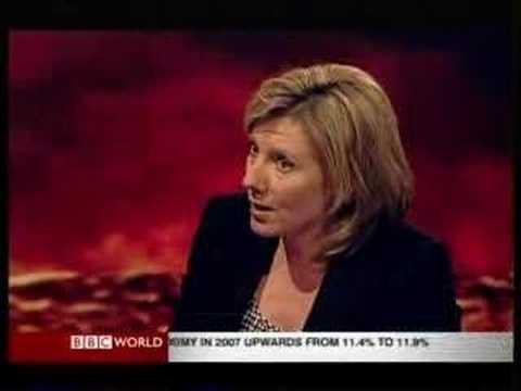 Sali Berisha genjen rendshem ne BBC Hardtalk