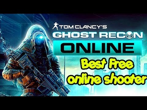 Ghost Recon Online - Best Free Onlie Shooter Gameplay 2013
