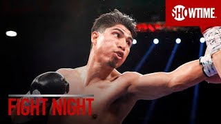 Exclusive look at Mikey Garcia as he returned to boxing's elite and became a three-division world champion with a vicious third-round knockout of previously ...