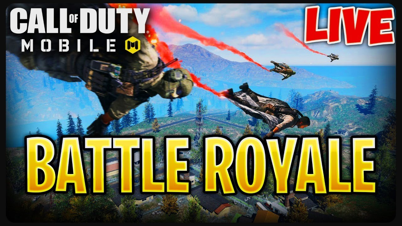 Jucam Battle Royale | Call of Duty Mobile [LIVE #260]