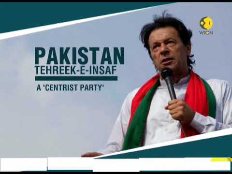 Rise of Imran Khan's party in Pakistan's general elections