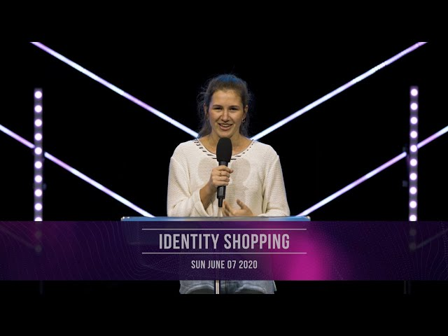 Identity Shopping | Pastor Ruth Holley