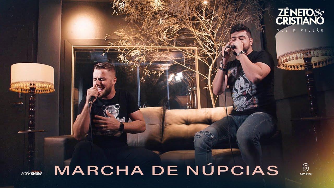 Zé Neto e Cristiano - MARCHA DE NÚPCIAS - EP Voz e Violão