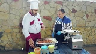 Как приготовить люля кебаб правильно. Подробный рецепт. Рубленный фарш. is preparing an Armenian