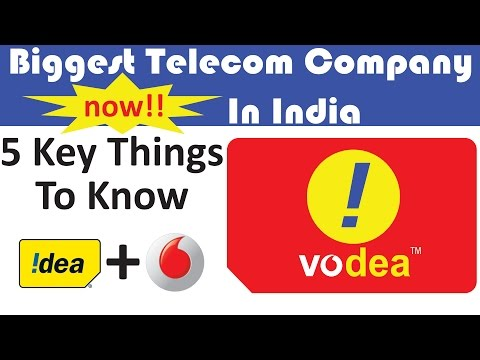 World's Biggest Telecom Merger In History | Can Jio Survive This Move | Vodafone + idea | Hindi