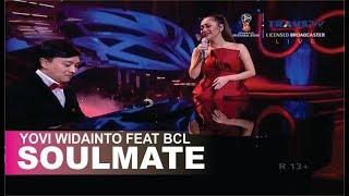 Download lagu Bikin Baper , BCL Feat Yovi Widaianto - SOULMATE @  Konser BCL Hidupnya Cintanya