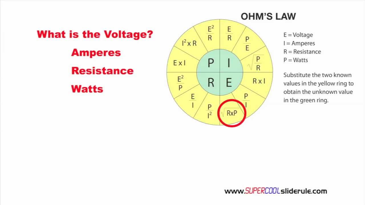 ohms law Ohm's law calculator calculate voltage, current, resistance, and power.