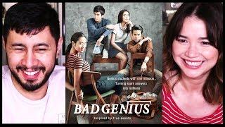BAD GENIUS | Exciting Thai Movie | Trailer Reaction!