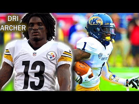 What Really Happened to Dri Archer?