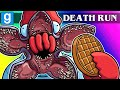 Gmod Death Run Funny Moments - Stranger Things 3 Edition (Garry's Mod)