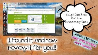 HelpNDoc FREE Authoring Tool - Review and Overview