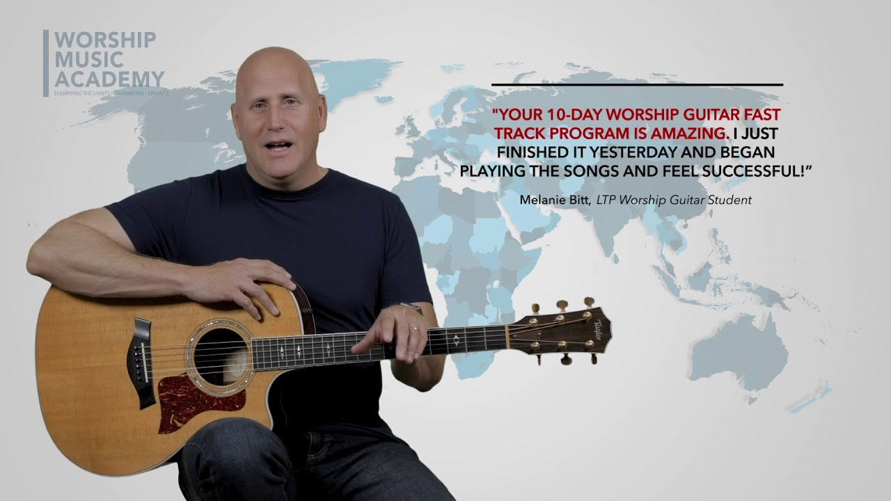 Ltp Worship Guitar System From The Worship Music Academy Youtube