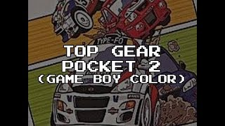 Review 588 - Top Gear Pocket 2 (GBC)