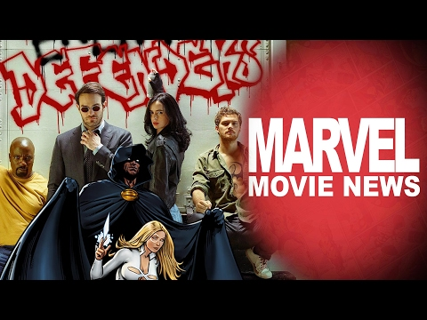 Cloak and Dagger Cast, Defenders Set Pics and More! | Marvel Movie News Ep 116