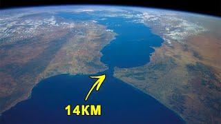 Почему Африку и Европу ещё не соединили мостом? Гибралтарский пролив - мегапроект будущего.