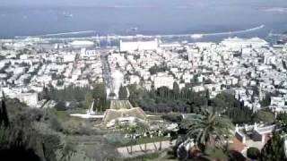 Хайфа  Вид с горы Кармель(, 2011-01-17T18:02:11.000Z)