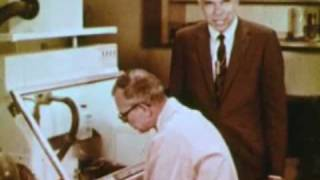Glove Box Prevents Radiation Exposure to the First Scientist to See Plutonium 1962