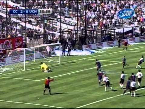 Colo Colo 5 U de Chile 2 1999