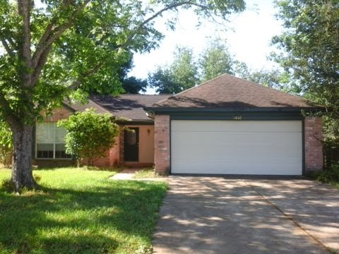 Katy Homes for Rent 3BR/2BA by Katy Property Management