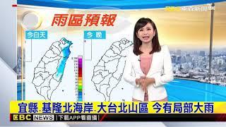 氣象時間 1071215 早安氣象 東森新聞