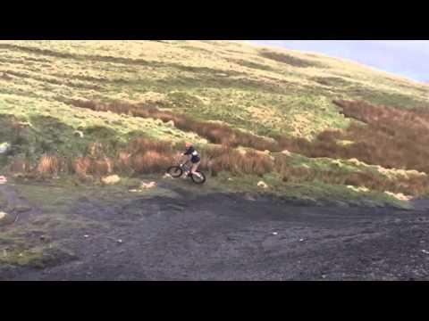 Castleton broken road session