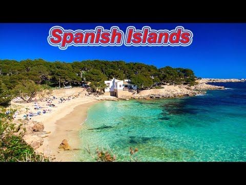 Top Tourist Attraction in Spain !! Places to Visit in Spain