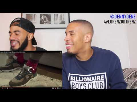 Asco - Straight Drop 4 [Music Video] | GRM Daily - REACTION!