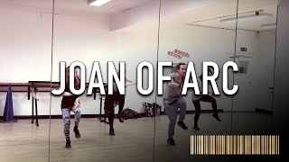 JOAN OF ARC by Little Mix | Commercial Dance CHOREOGRAPHY Video