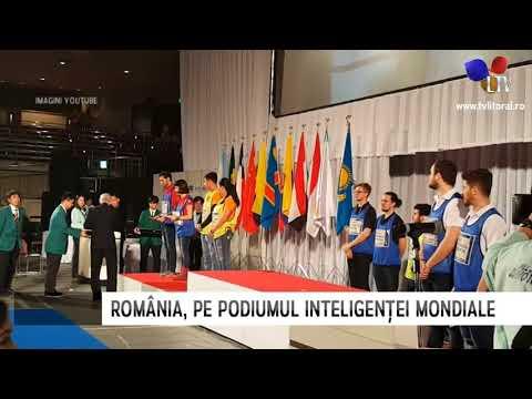 România, pe podiumul inteligenței mondiale - Litoral TV