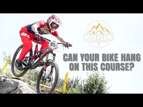SOCAL DH MOUNTAIN BIKE RACE | FONTANA GOLDEN STATE TRIFECTA RD.1