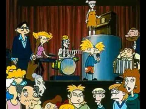 Stompin (Hey Arnold Ending Theme) - Shoeless Grooves
